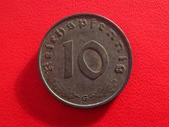Allemagne - IIIè Reich - 10 Reichspfennig 1942 G 6515