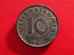 Allemagne - IIIè Reich - 10 Reichspfennig 1942 G 6517