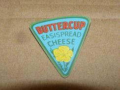 Cheese Queso Kase Label Etikette Etiqueta ~1920-1950 BUTTERCUP EASISPREAD - Quesos
