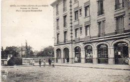 EPINAY SUR SEINE - Cités-Jardins - Bureau De Postes - Place Jacques Blumenthal  (92473) - France