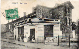 GAGNY - La Poste  (92477) - Gagny