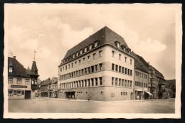 7310 - Alte Foto Ansichtskarte - Grimma - Sparkasse - Gel 1933 - Trinks & Co - Grimma