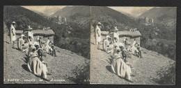 Vues Stéréos De La Vallée De Mimouna En Algérie - Stereoscopio