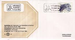 Nederland - Zegelkoerier Nederlandse Poststempels - Jaarmarkt Op Roakeldais - Warffum - Nr. 173 - Marcofilie - EMA (Print Machine)