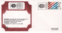 Nederland - Zegelkoerier Nederlandse Poststempels - 60 Jaar Nederlandsch Maandblad Voor Philatelie 1922-1982 - Nr. 174 - Marcophilie - EMA (Empreintes Machines)