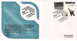 Nederland - Zegelkoerier Nederlandse Poststempels - 70e Filatelistendag Dordrecht - Nr. 172 - Marcofilie - EMA (Print Machine)