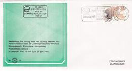 Nederland - Zegelkoerier Nederlandse Poststempels - 25 Jaar Proefstation Champignoncultuur Horst - Nr. 175 - Marcofilie - EMA (Print Machine)