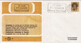 Nederland - Zegelkoerier Nederlandse Poststempel - 25 Jaar PTT-kamer Noord-Holland - Nr. 157 - Marcofilie - EMA (Print Machine)