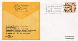 Nederland - Zegelkoerier Nederlandse Poststempel - Koop Zomerzegels - Zomerzegels Brengen Levensvreugde - Nr. 163 - Marcofilie - EMA (Print Machine)