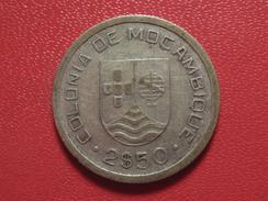 Mozambique Portuguais - 2,5 Escudos 1935 7007 - Mozambique
