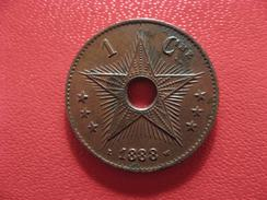 Congo Belge - Centime 1888 2598 - Congo (Belge) & Ruanda-Urundi