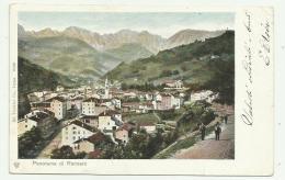 PANORAMA DI RECOARO  VIAGGIATA  FP - Vicenza