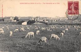 78-BONNIERES-SUR-SEINE- VUE D'ENSEMBLE SUR LA VILLE - Bonnieres Sur Seine