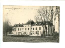 CP  - Chantenay Saint Imbert     (58)  Chateau Du Rond Du Perray - France