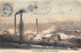 78-BONNIERES- USINE A PETROLE - Bonnieres Sur Seine