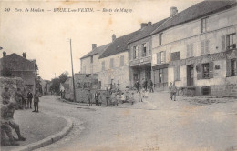 78-BREUIL-EN-VEXIN- ROUTE DE MAGNY - Autres Communes