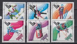 HUNGARY LP/PA 422-27 (0) – Winter Olympics Lake Placid 1980