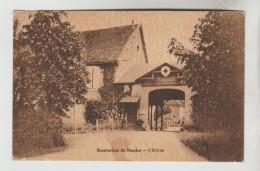 CPSM MARDOR (Haute Marne) - Sanatorium De Mardor :l'entrée - Frankreich