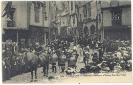 Cpa Bourges - Fête Historique De L'Argentier Jacques Coeur - Groupe D'hommes D'Armes ... ((S.117)) - Bourges