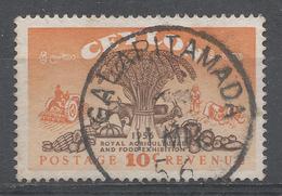 Ceylon (Sri Lanka) 1955. Scott #330 (U) Royal Agricultural And Food Exhibition - Sri Lanka (Ceylan) (1948-...)