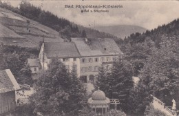 Bad Rippoldsau - Klösterle - Hotel Z. Erbprinzen * 31. 8. 1921 - Bad Rippoldsau - Schapbach