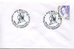 14564 Italia, Special Postmark  2009 Imola, Tribute To Caterina Sforza