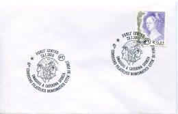 14565 Italia, Special Postmark  2010 Forli , Tribute To Caterina Sforza