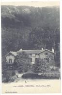 Cpa Corse - Vizzavona - Hôtel Du Monte D'oro  ((S.128)) - France