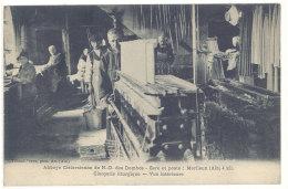 Cpa Abbaye Cistercienne De N.D Des Dombes .. Marlieux - Ciergerie Liturgique ...  ((S.129)) - France