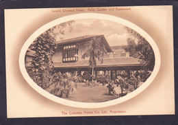 Old Post Card Of Grand Oriental Hotel,Colombo, Western, Sri Lanka,Ceylon .J54. - Sri Lanka (Ceylon)