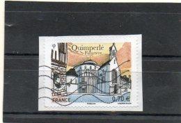 FRANCE   0,70 €      2016   Y&T:  5071    Sur Fragment Oblitéré - France