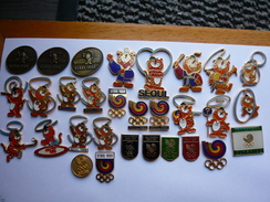 30 Pin S Jeux Olympiques Seoul Different Neuf - Olympische Spiele