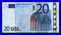 """20 EURO """"U"""" FRANCE  Firma DUISENBERG L012 C1 CIRCULATED - EURO"""