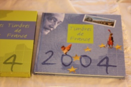 Le Livre Des Timbres 2004 Sans Timbres Sous Emboitage - Timbres