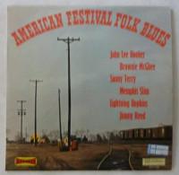 Américan Festival Folk Blues - Blues