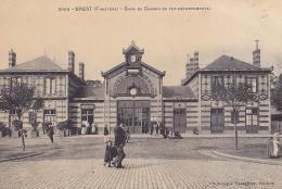 29 / BREST / GARE DU CHEMIN DE FER DEPARTEMENTAL - Brest