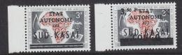 Zuid-Kasaï 1961 2w  ** Mnh (32958A) - South-Kasaï
