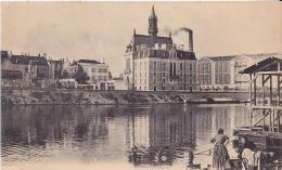 91 / CORBEIL / L HOTEL DE VILLE / LAVANDIERES / ND 672 - Corbeil Essonnes