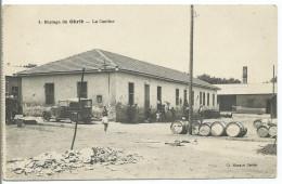 Barrage Du GHRIB - La Cantine - Algeria