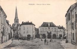 54 - MEURTHE ET MOSELLE - Vézelise - Hôtel De Ville Et Les Halles - Vezelise