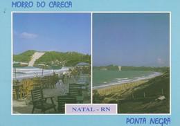 BRASIL ---NATAL-RN--praia De Ponta Negra E Morro Do Careca--voir 2 Scans - Natal
