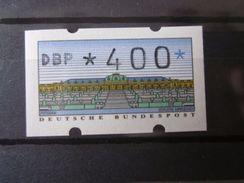 BRD ATM 2 , 400 Pf, Postfrisch** - BRD