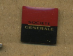 J# - PIN´S:  SOCIETE GENERALE - Banques