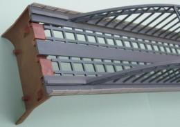 Pont - Streckendekoration