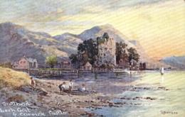 "S. Bowers  -  ""Views Of Scotland"" : Loch Goil & Carrick Castle - Unclassified"