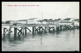 BISSAU - Mais Um Trecho Da Ponte Cais ( Nº 5)  Carte Postale - Guinea-Bissau