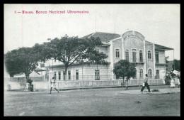BISSAU - BANCOS - Banco Nacional Ultramarino ( Nº 8)  Carte Postale - Guinea-Bissau