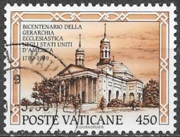 Vatican - Y&T N° 864 - Oblitéré - Vaticano (Ciudad Del)