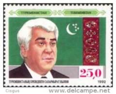 Tu 0001 Turkmenistan 1992 Mi. Nr. 11 - Turkmenistan