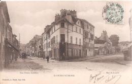 Saint - Ouen - L ´ Aumone . Rue Saint - Lazare . - Saint-Ouen-l'Aumône